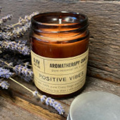 Positive Vibes-Aromatherapy Candle