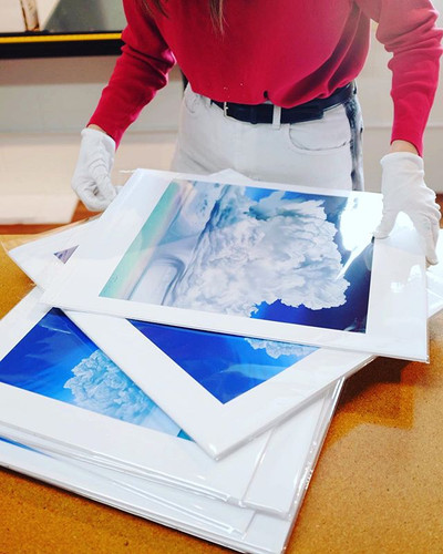 @urghoulfrand carefully packaging prints