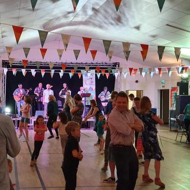 square dance band
