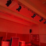 LED lighting rig converstion