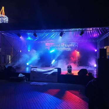 Festival Full production