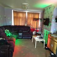 Home disco lights