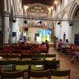 Opera in a church