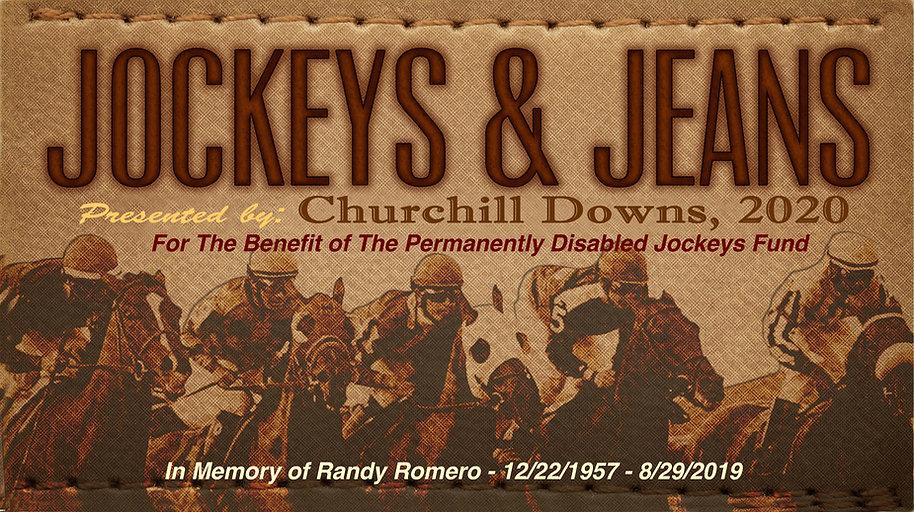 Jockeys & Jeans Randy Romero , PDJF Chur