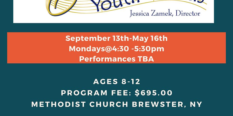 Putnam Chorale Youth Chorus 2021/2022 Season