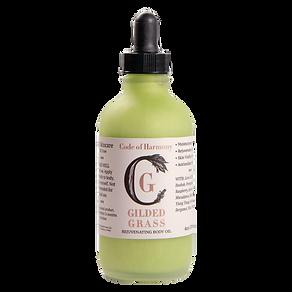 Gilded Grass Shimmer Body Oil Code of Harmony Estie Bestie.png