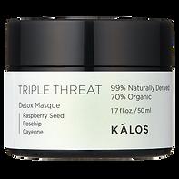 Triple Threat Detox mask Kalos Estie Bestie.png