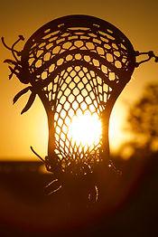Lacrosse Stick at Sunset.jpg