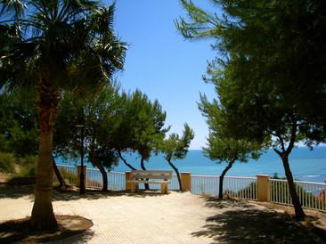 Udsigtspunkt ved Cabo Roig