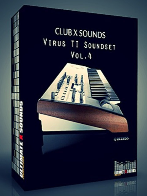 Club X Sounds Vol.4 Virus TI / TI2 / (*C)  Soundset