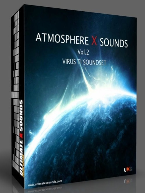 Atmosphere X SOUNDS Vol.2  Virus TI / TI2 ​Soundset ( OS5 support )