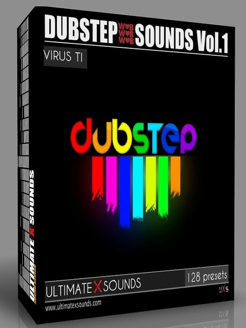 Dubstep X Sounds Vol.1 Virus TI2 / TI Soundset ( OS5 )