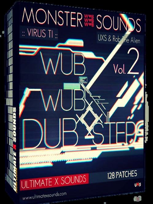 Monster Sounds Vol.2 Virus TI2 / TI Soundset ( OS5 )