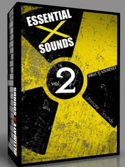 ESSENTIAL X SOUNDS Vol.2  Virus TI2 / TI ​Soundset ( OS5 support ONLY )