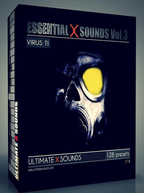 Essential X Sounds Vol.3 Virus TI2 / TI Soundset ( OS5 )