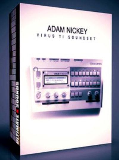Club X Sounds Vol.1 - Adam Nickey Virus TI / Ti2 / B / C Soundset