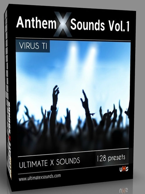 Anthem X Sounds Vol.1 Virus TI ​Soundset