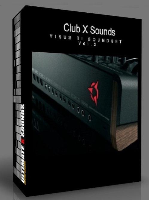 Club X SOUNDS Vol.2 Virus TI Soundset