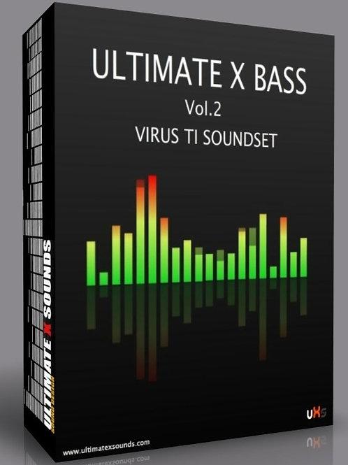Ultimate X BASS Vol.2  Virus TI2 / TI Soundset