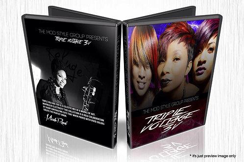 TRIPLE VOLTAGE 3v. DVD