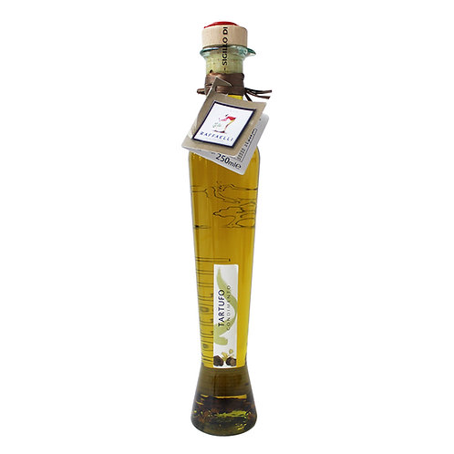 Extra Virgin Olive Oil & Truffle in Elegant Bottle 250ml