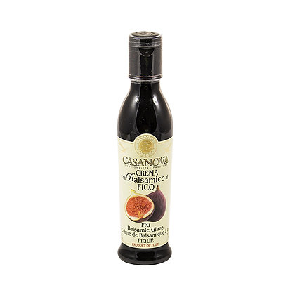 Balsamic Glaze with Fig Flavor