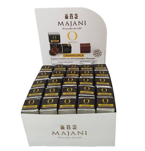 MAJANI 1796 - Chocolates Cremino INCA Maracaibo - 100 pcs