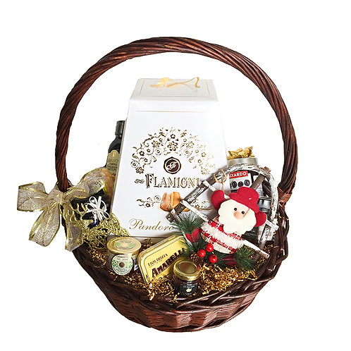 Santa Gift Hamper with Speciality Food