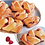 Thumbnail: Raspberry Jam Croissant Intreccio - 90gr x 60pcs