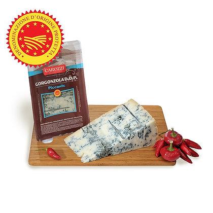 Gorgonzola Piccante PDO Italian Cheese - 200gr