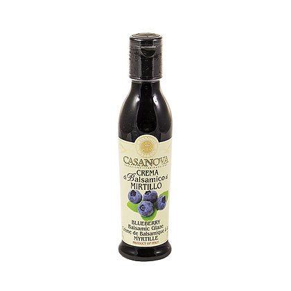 Balsamic Vinegar Glaze - Blueberry