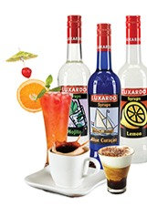 Assorted Fruits Flavors - 750 ml