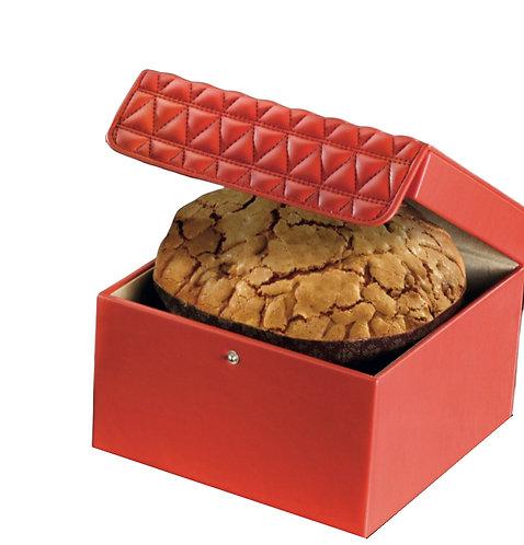 Gourmet Panettone Flamigni Iced Glazed in Luxury Box