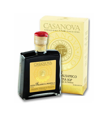Balsamic Vinegar of Modena IGP - 5 Medals 250ml