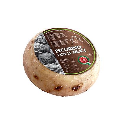 Mini Pecorino with Walnuts 600gr
