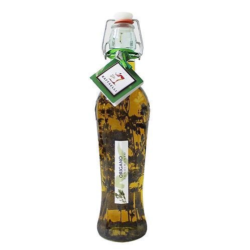 Extra Virgin Olive Oil & Oregano in Elegant Bottle 500ml
