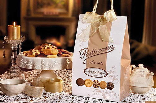 The Gift Bags with Classic Tea Biscuits Pasticceria