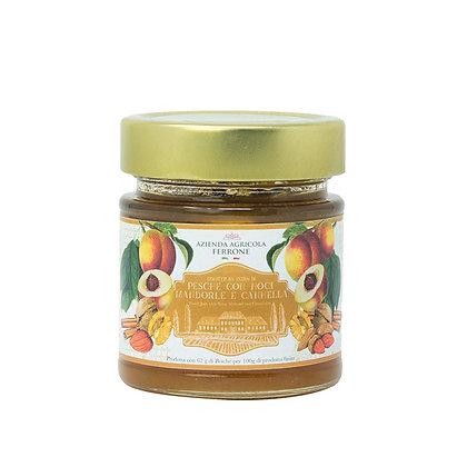 Premium Jam Figs and Almonds 200gr