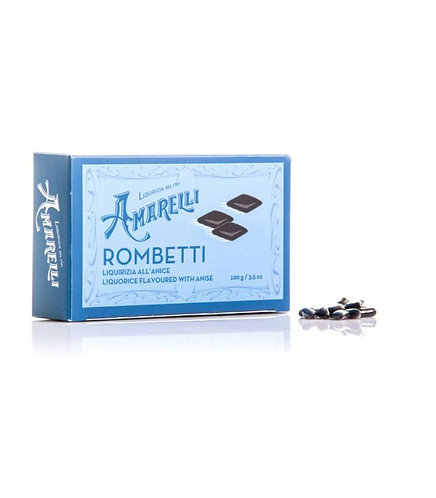 Licorice flavored with Anise 100 g.