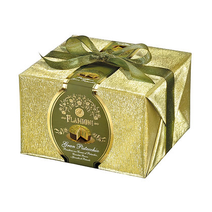 Italian Luxury Panettone with Pistachio Cream 950g