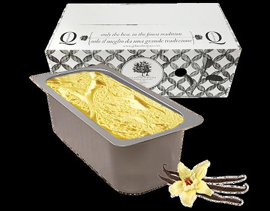 Vanilla Gelato Italian Ice Cream - 5lt