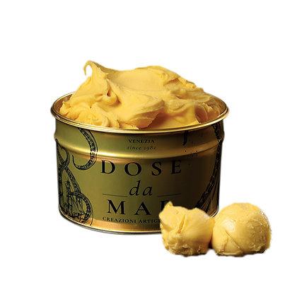 Dose da Mar - Mango Sorbet Italian Premium Gelato 1.8 kg Luxury Tin