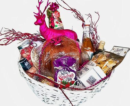 Deer Mountain Gourmet Pandoro Gift Hamper