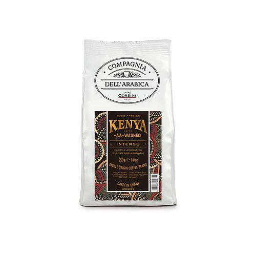 """Kenya """"AA"""" Washed Pure Arabica Coffee Beans - 250 gr."""