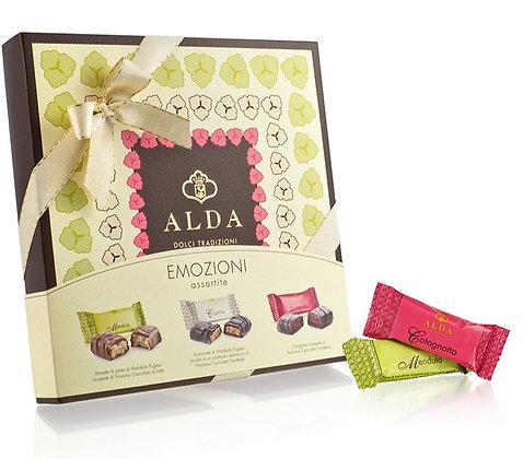 ALDA Emozioni  Assorted Tradition Almond Pastry  - 400gr