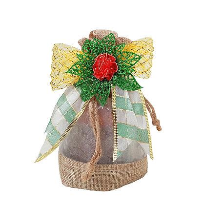 Santa Panettone Gift Box