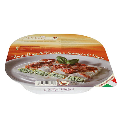 Cannelloni di Ricotta & Spinaci Monoportion - 300gr