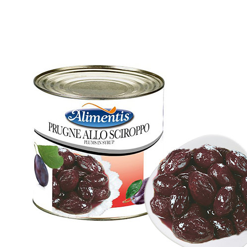 Prunes in Syrup - ALIMENTIS - 2.6kg