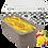 Thumbnail: Mango Fruit Gelato Ice Cream Tub - 5 lt