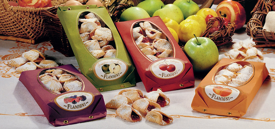 FAGOTTINI Specialities with Fruits 200gr